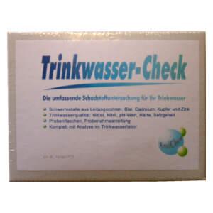 Trinkwasseranalyse ( Wasseranalyse, Wassertest)