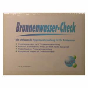 Brunnenwasseranalyse ( Wasseranalyse, Wassertest )