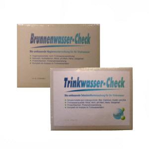 Laborkombitest ( Brunnenwasseranalyse und Trinkwasseranalyse )