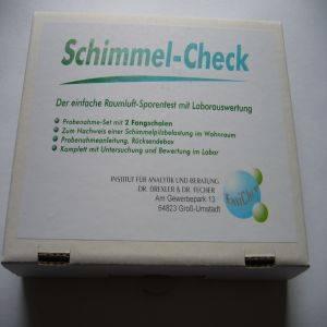 Schimmel-Check ( Schimmel-Test )