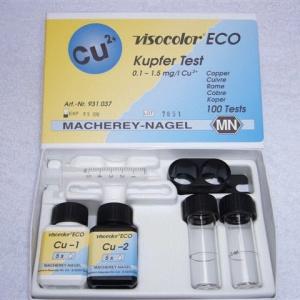 Testbesteck- Kupfer
